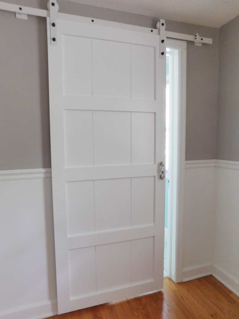 door home bathroom the view doors gallery architectural barn for in accents sliding