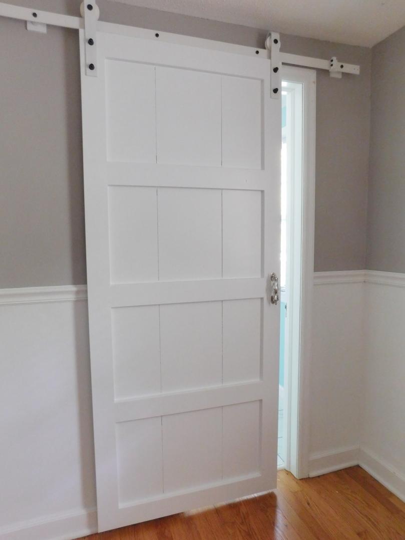 forhrooms barn door doors sweet inspirations with fresh pocket full bathroom glass vanity size sliding freshhroom diy home cabinet lowes interior picture ideas of shower pinterest